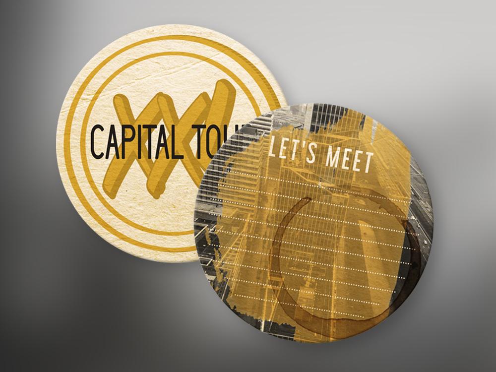 CapitalTourXXL-bierviltje